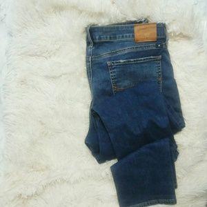 Lucky Brand Medium Wash Lolita Skinny Jeans